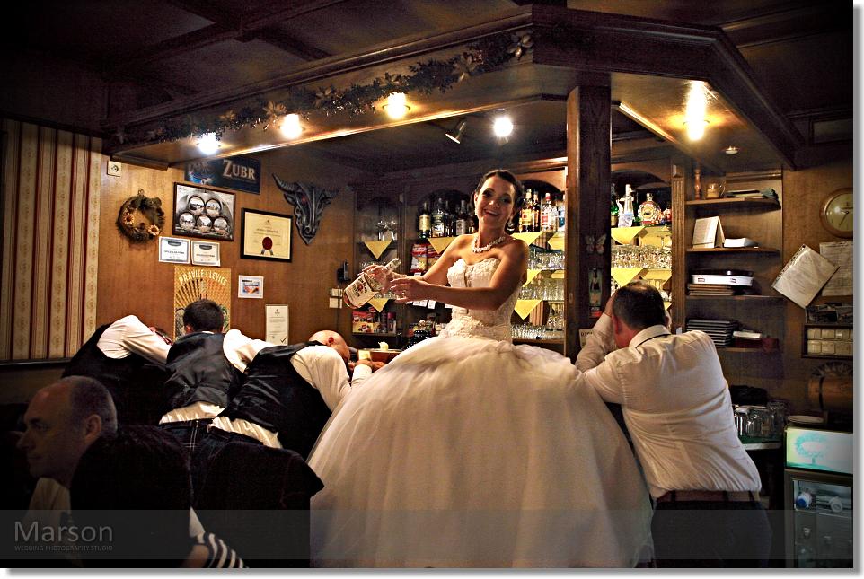 Report of the wedding day Jana & Craig 092