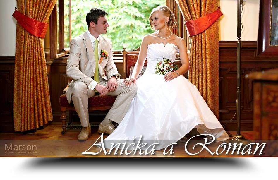 Svatba Anička a Roman report baner www_marson_cz