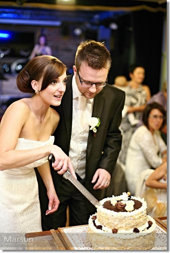 Svatba Katka & Pepík - Svatební hostina 092