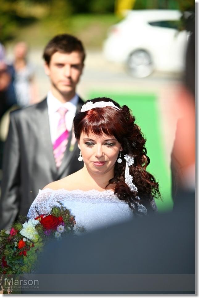 Svatba Veronika a Lukáš - Reporty 031