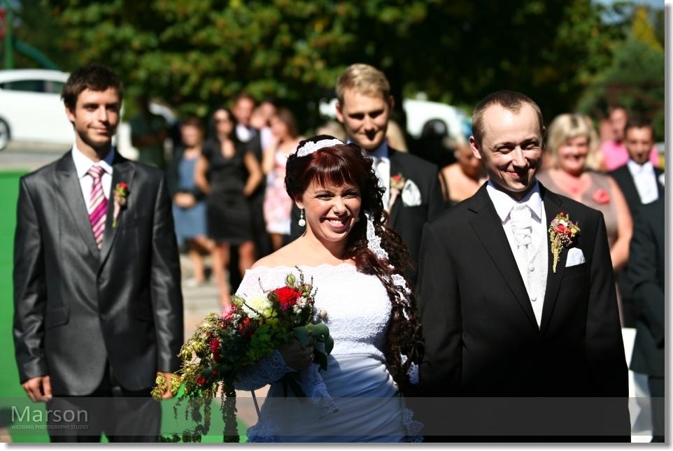 Svatba Veronika a Lukáš - Reporty 034