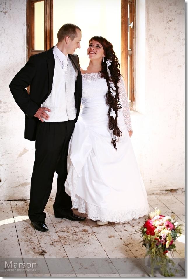 Svatba Veronika a Lukáš - Reporty 058