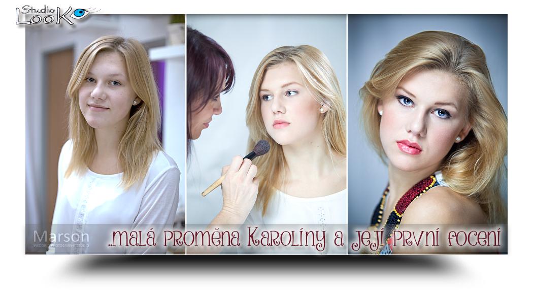 Visage Change of Caroli Blonds 001