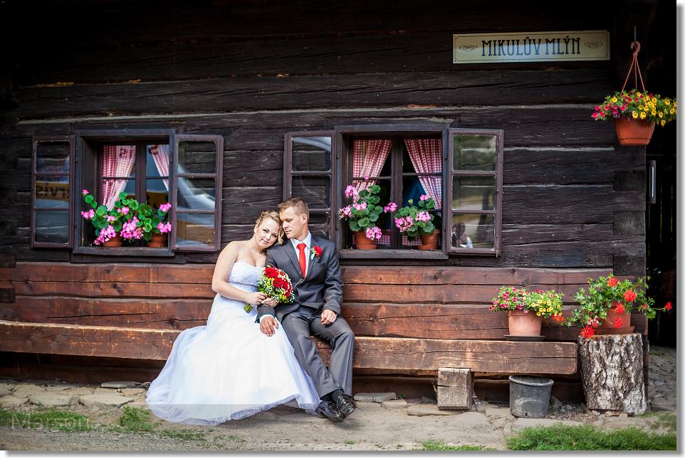 ZMENSENE Svatba Veronika & Michal - Report 067