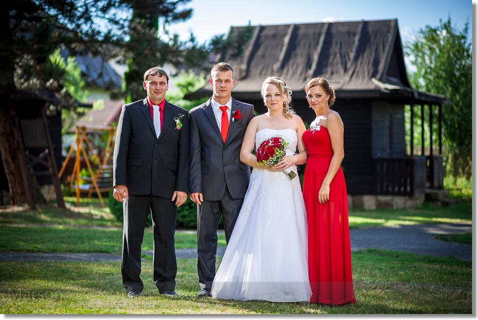 ZMENSENE Svatba Veronika & Michal - Report 081