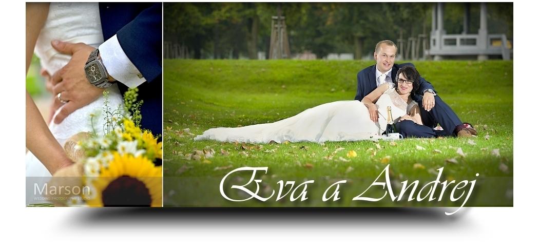 Upoutavka Blog Eva & Andrej